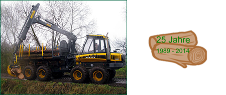 Forwarder Ponsse Wisent